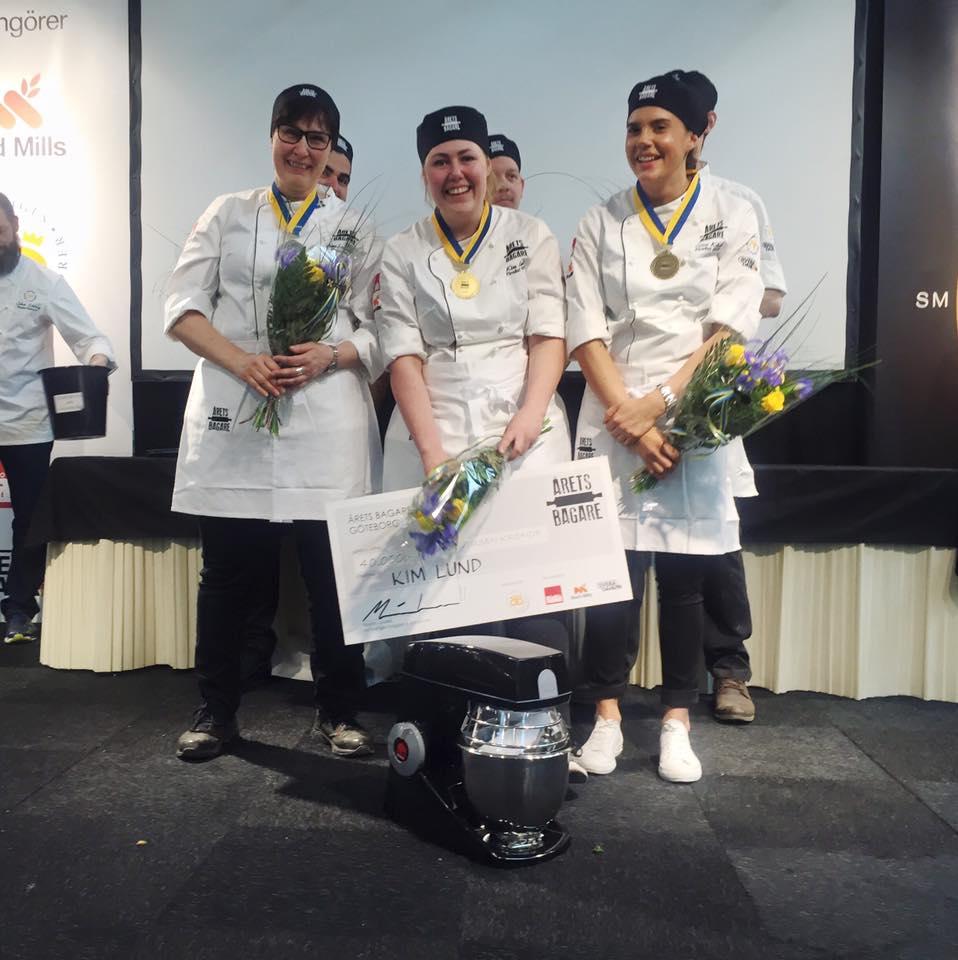 Årets bagare heter Kim Lund