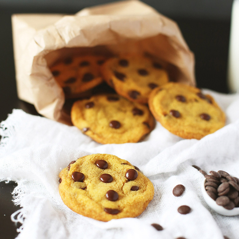 Dagens recept: Chocolate chip cookies