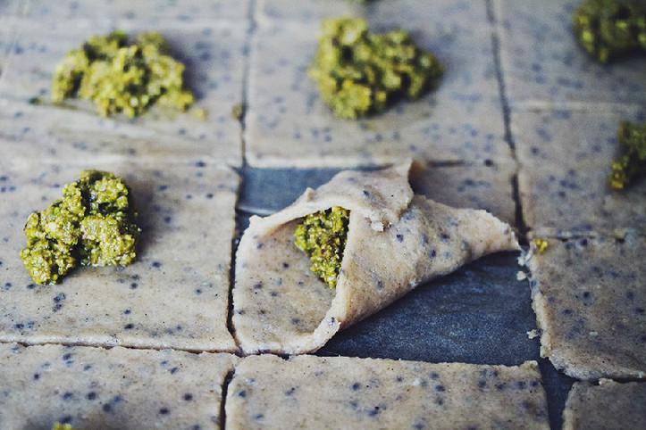 Dagens recept: kardemummaknyten med pistagefyllning