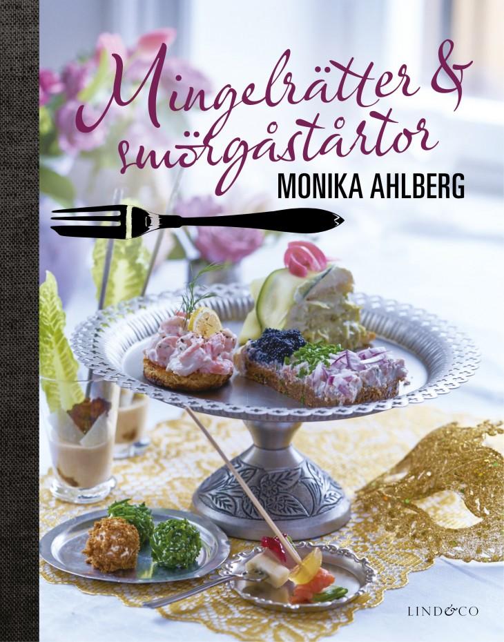 Dagens boktips: Mingelrätter & smörgåstårtor