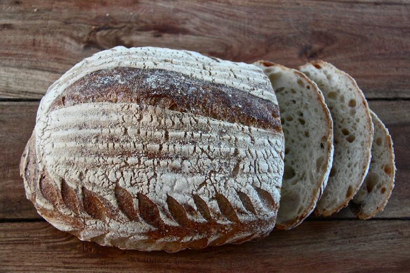 Dagens inköpta bröd från Le Violon Dingue