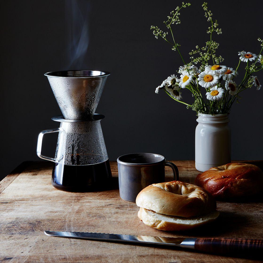 Coola och snygga kaffebryggare