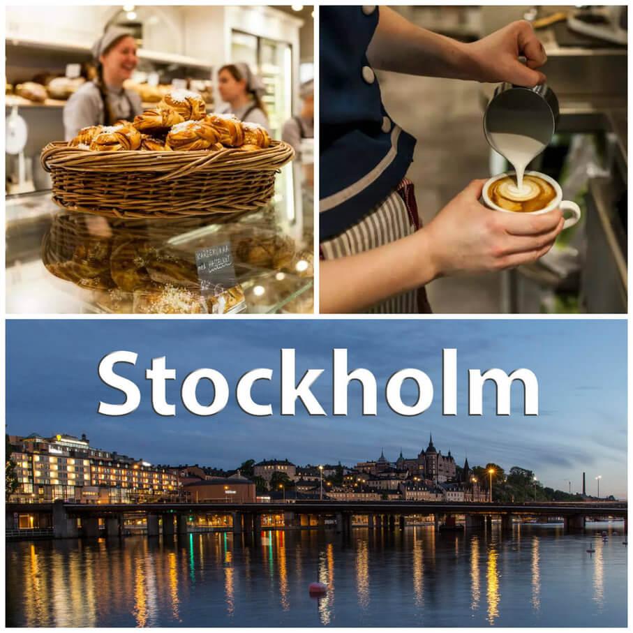 White Guide Cafè 2018 – Caféer per stadsdel i Stockholm
