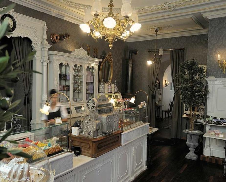 Häftiga bagerier och konditorier i världen: Conditorei Schober
