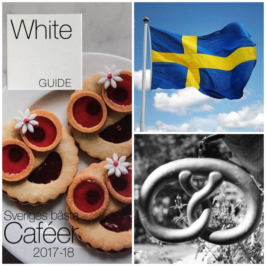White Guide Café 2017 – Caféer per landskap