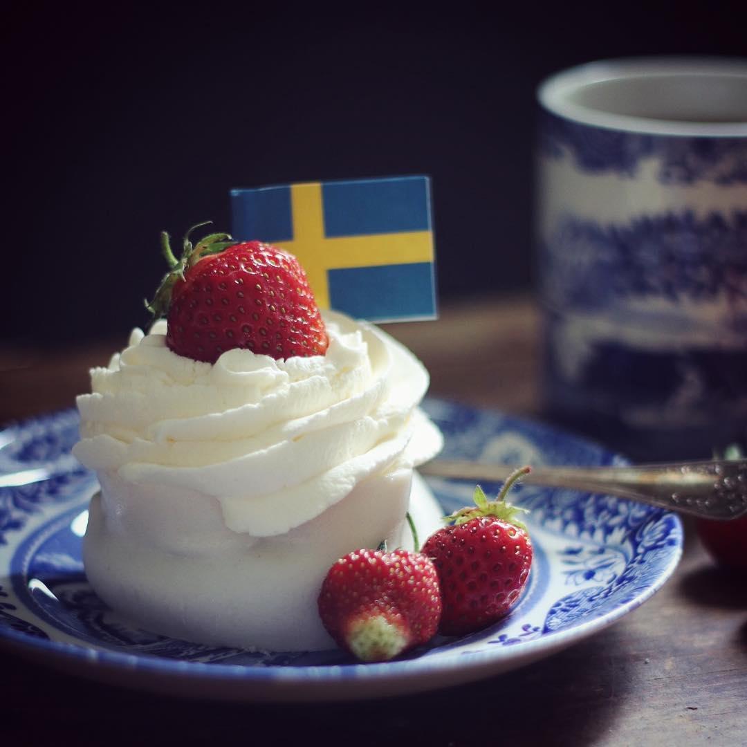 Hurra, hurra, hurra för Sverige