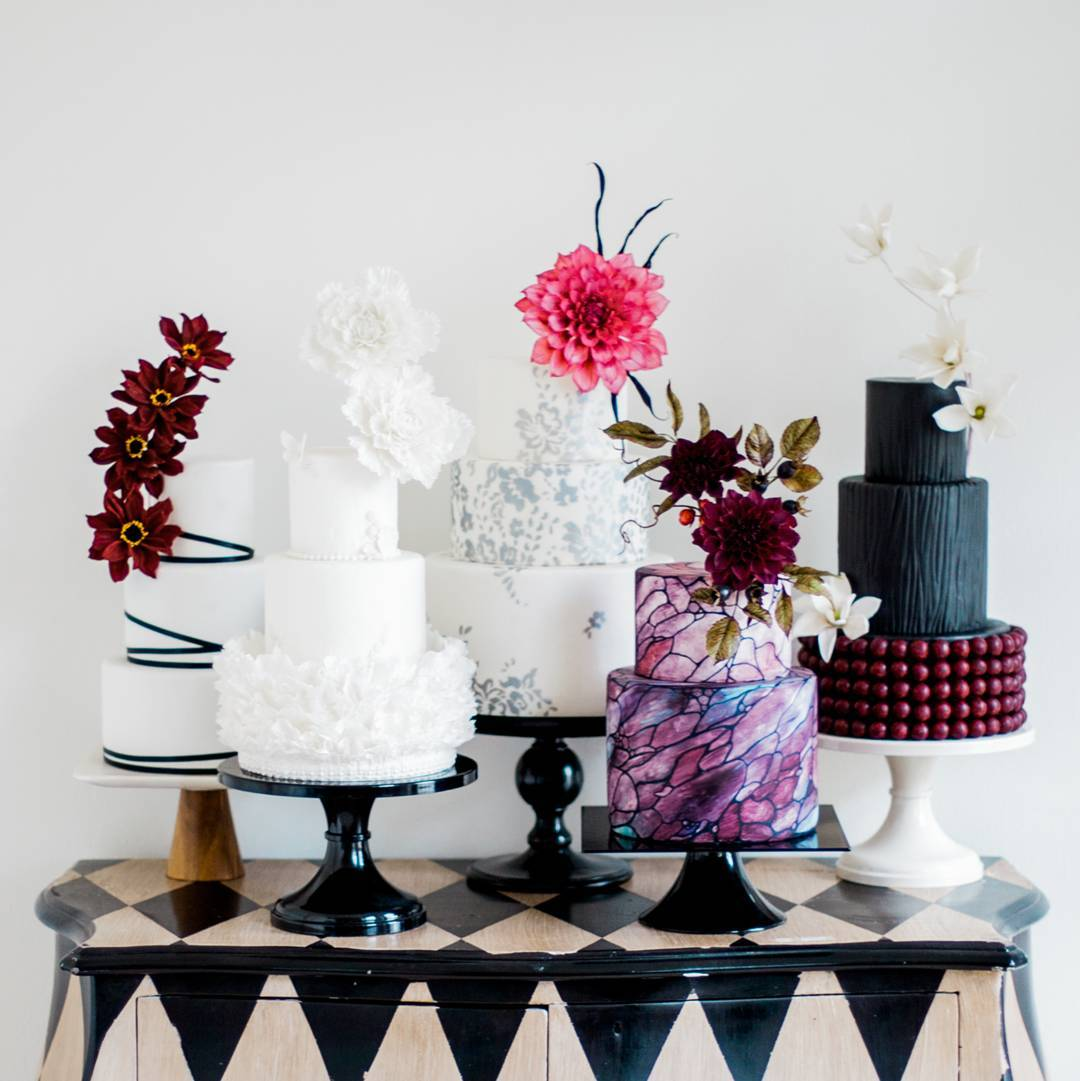 I hängmattan med Liv Sandberg, Liv Sandberg Cake Art