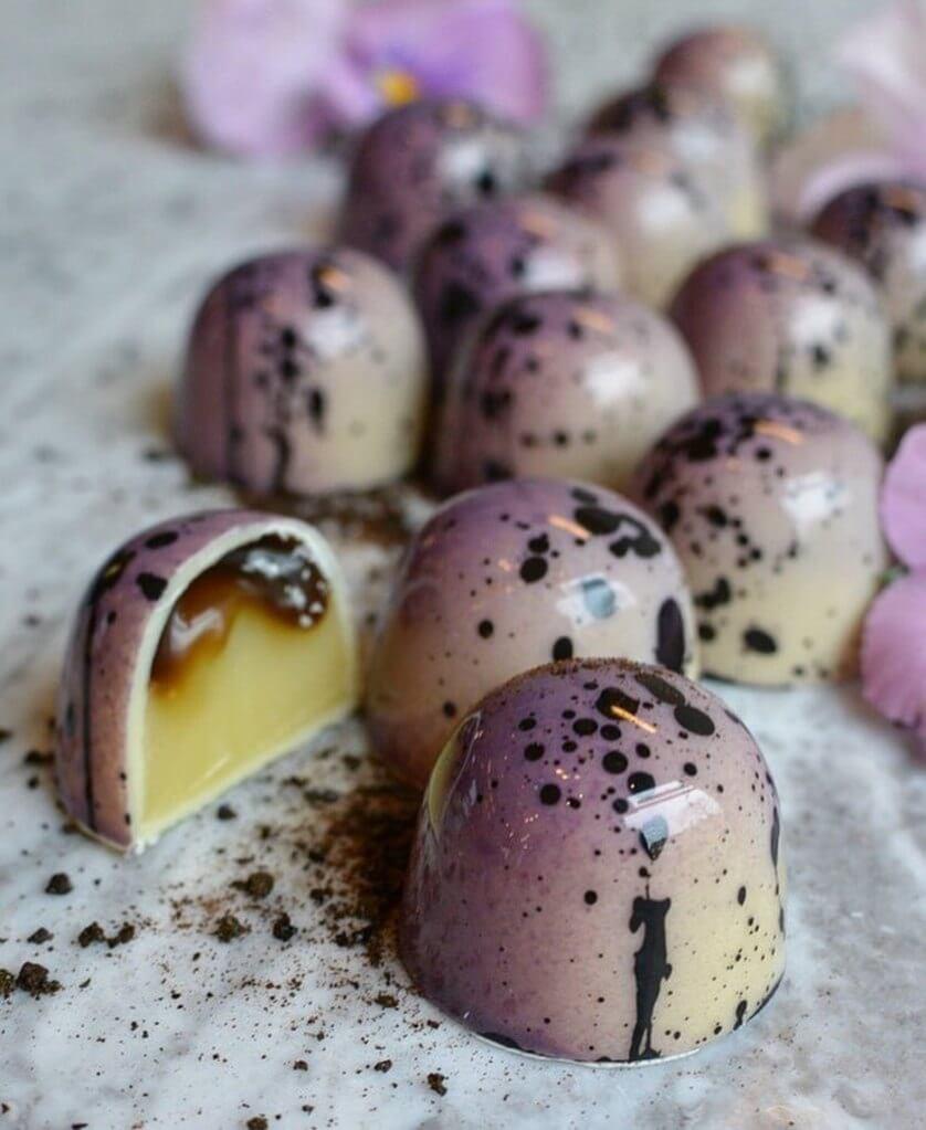 I hängmattan med: Hanna Assarsdotter, Chocolatte