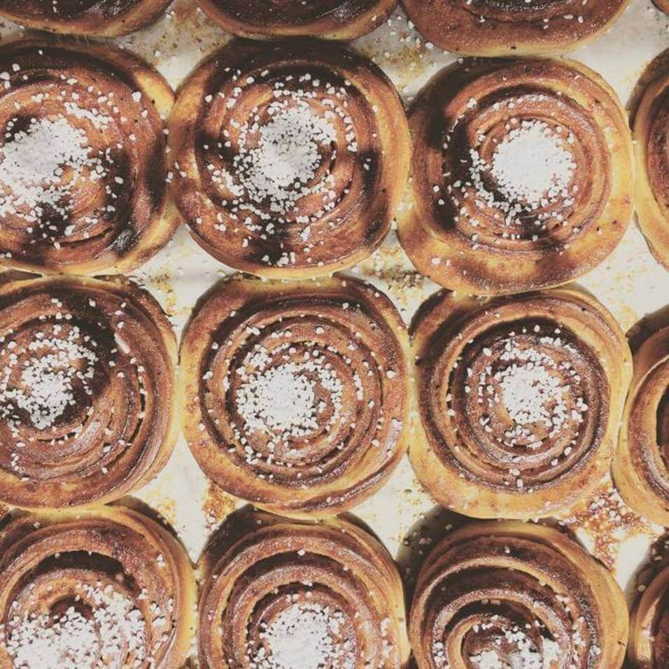 I hängmattan med Stefan Berg, Lillebrors bageri