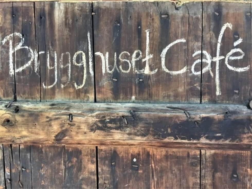 Brygghuset café – en oas i Nacka