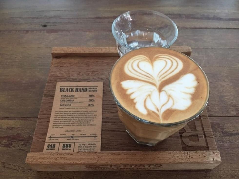 Kaffe i Stockholm