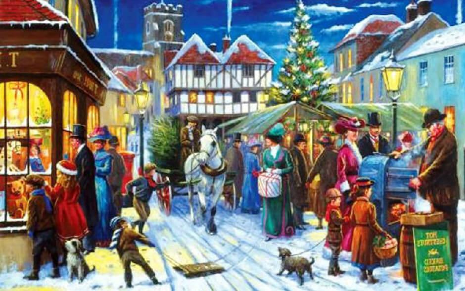 Julmarknader i Stockholm, Södermanland och Uppland