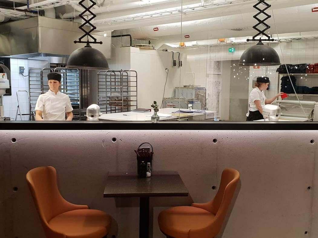 Art Bakery – fika möter konst