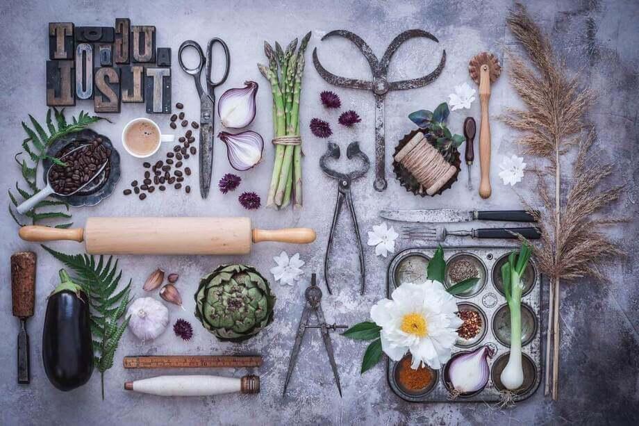 Dagens boktips – Blomster & Bakverk