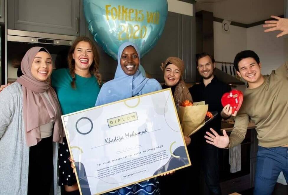 Folkets dom – Khadijas kitchen är bäst