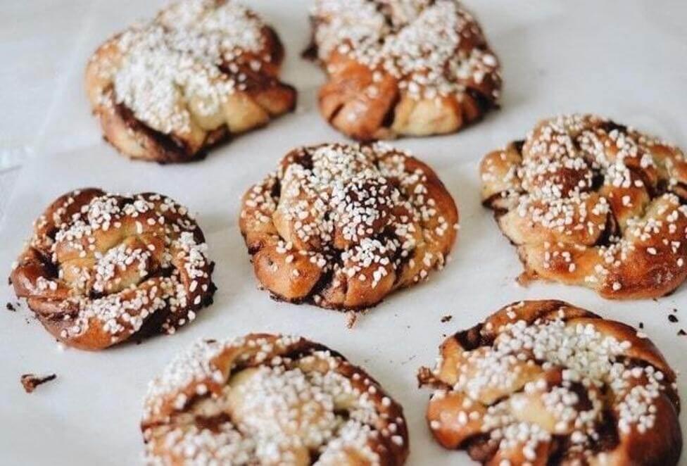 Veckans blogg – Victorias bakning