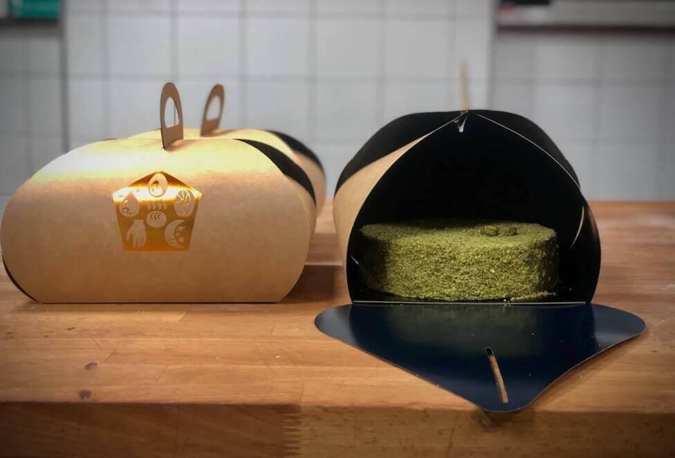 Snygga och praktiska emballage från bageriet BAK